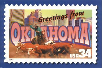 Hello from Oklahoma !  I live in a large town called Broken Arrow, just outside of Tulsa.  Oklahoma has large cities and also cattle ranches and lots of farm land. Yes, we still have cowboys and North American Indians, but not anything like the old west movies. hahaha  It gets very hot in Summer and very cold in Winter.  The diversity of people from all over the world here with many cultural and also recreational things to see and do makes Oklahoma a friendly and fun place for everyone to live or visit.  :o)