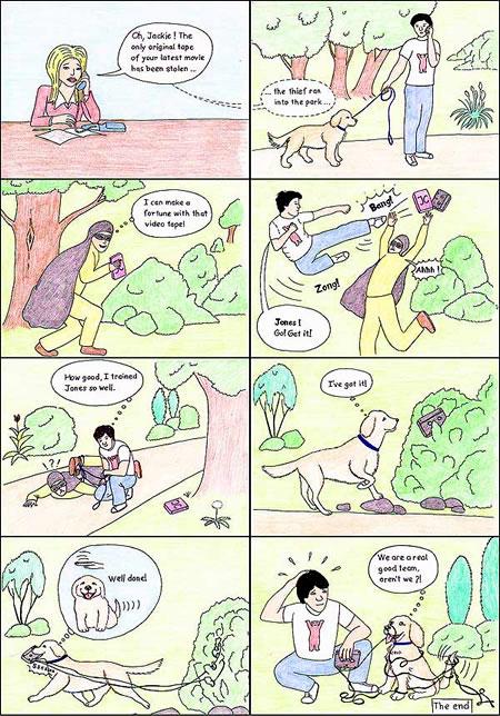 adult cartoon