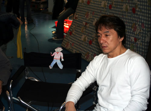 And here I am with the director of the movie Benny Chan. Benny has directed many of Jackieu0027s movies and heu0027s a really nice man. I gave him a few tips about ...  sc 1 st  Flat Stanley Project & Untitled Document