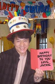 jackie chan birthday Happy Birthday to You from Jackie Chan jackie chan birthday
